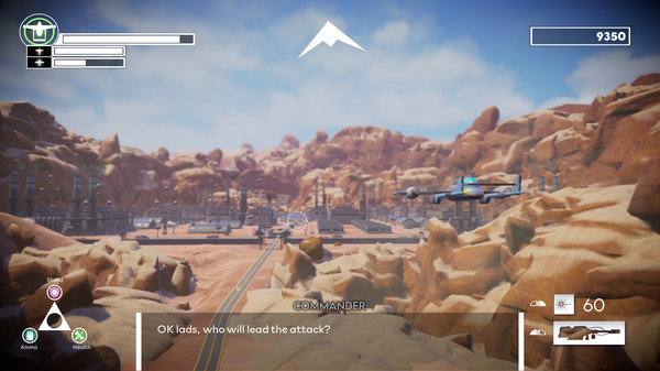Aces in the Dust Screenshot 3