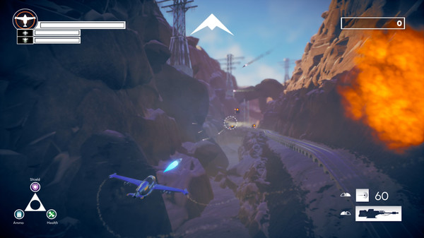 Aces in the Dust Screenshot 7