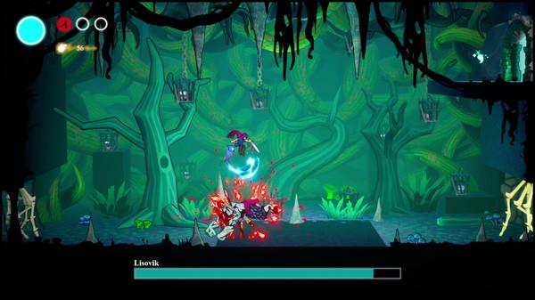 Uros: A Trip Through Shadows Screenshot 2