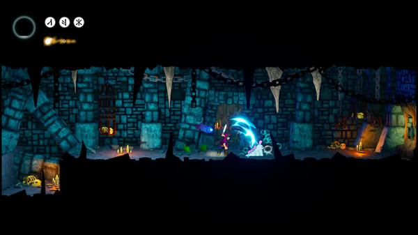 Uros: A Trip Through Shadows Screenshot 1