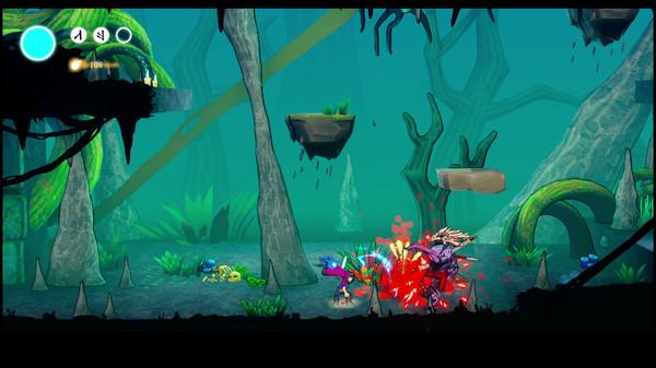 Uros: A Trip Through Shadows Screenshot 5