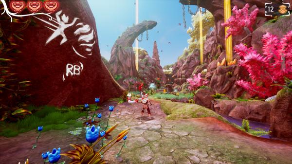 Twin Stones: The Journey of Bukka Screenshot 3