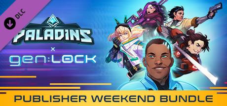 Paladins x gen:LOCK Publisher Weekend Bundle