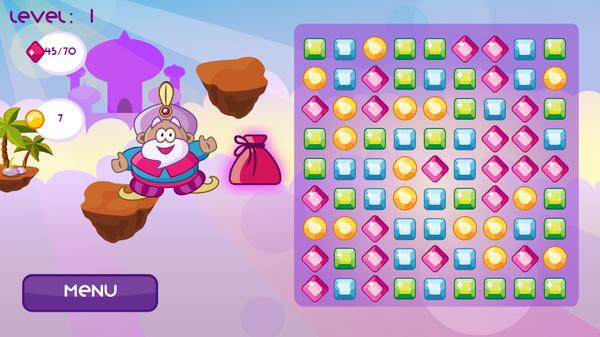 Magic_gems游戏最新中文版《魔法宝石》
