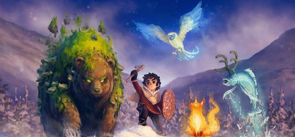 叙事冒险游戏《极夜:落雪》公布 2022年Q1登陆PC