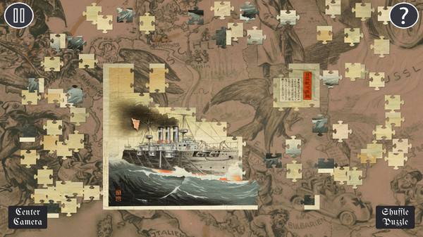 Historical_Jigsaw_Puzzle:_World_War_I游戏最新中文版《历史拼图:第一次世界大战》