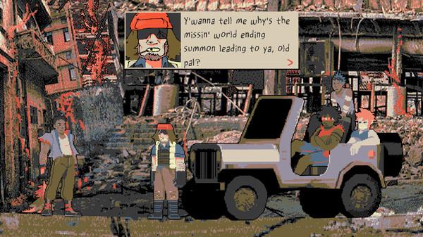 Fostering Apocalypse Screenshot 5