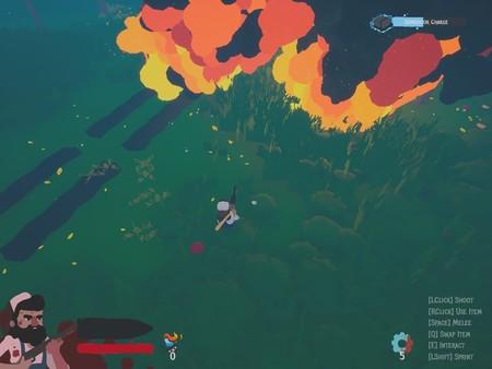 Junebug vs. Evil Screenshot 1