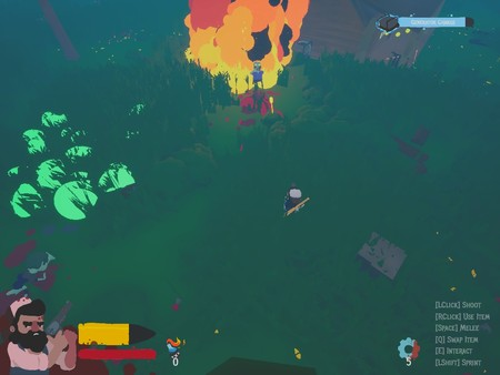 Junebug vs. Evil Screenshot 6
