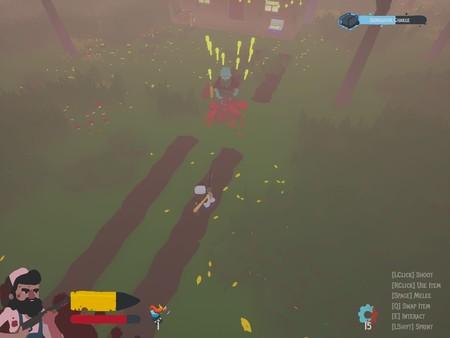 Junebug vs. Evil Screenshot 2