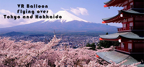 VR Balloon Flying over Tokyo and Hokkaido Cover Image
