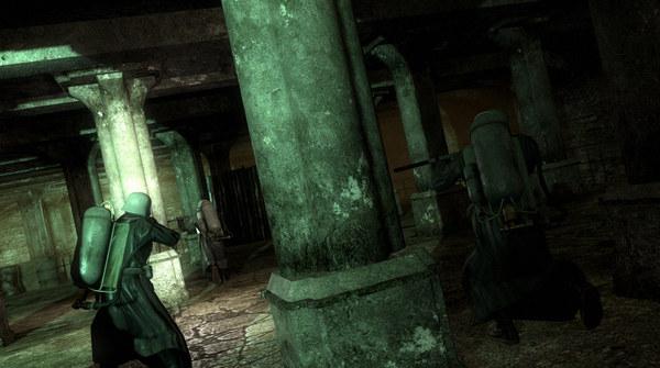скриншот Velvet Assassin 5