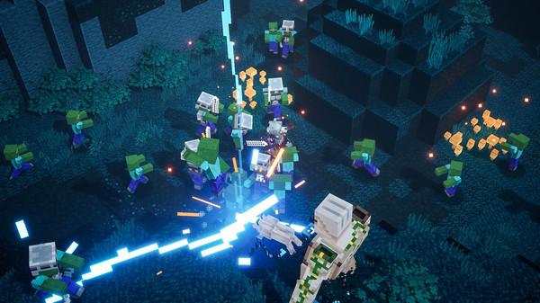 Скриншот №4 к Minecraft Dungeons