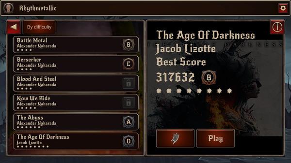 Rhythmetallic Screenshot 7