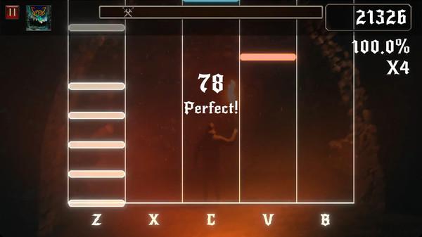 Rhythmetallic Screenshot 3