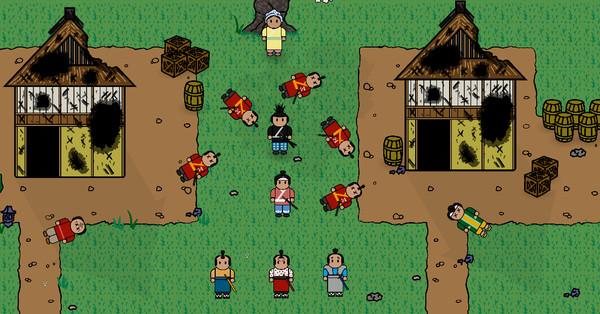 Kensei Screenshot 4