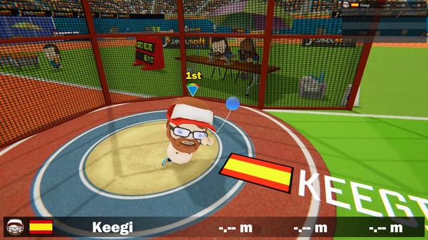 Smoots Summer Games: First Training Screenshot 3