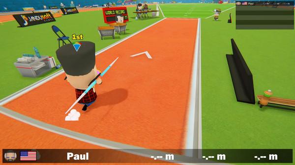Smoots Summer Games: First Training Screenshot 2