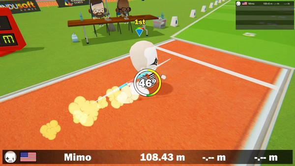 Smoots Summer Games: First Training Screenshot 7