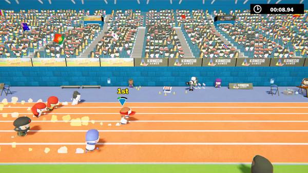 Smoots Summer Games: First Training Screenshot 8