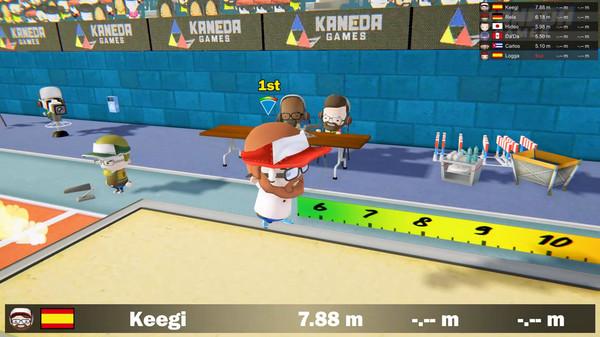 Smoots Summer Games: First Training Screenshot 4