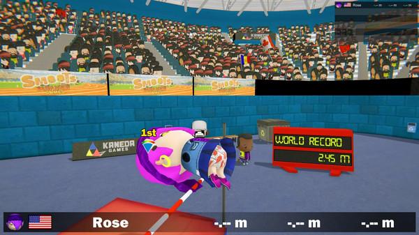 Smoots Summer Games: First Training Screenshot 10