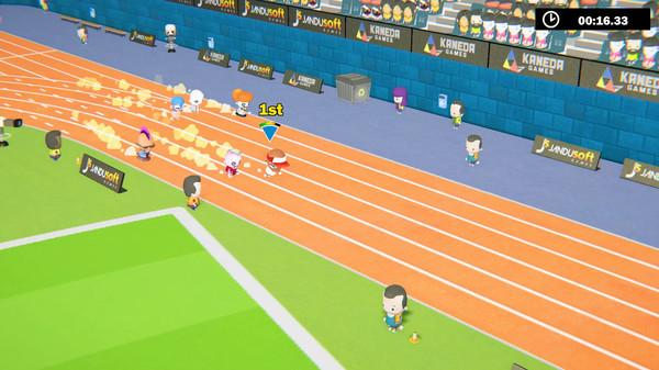 Smoots Summer Games: First Training Screenshot 1