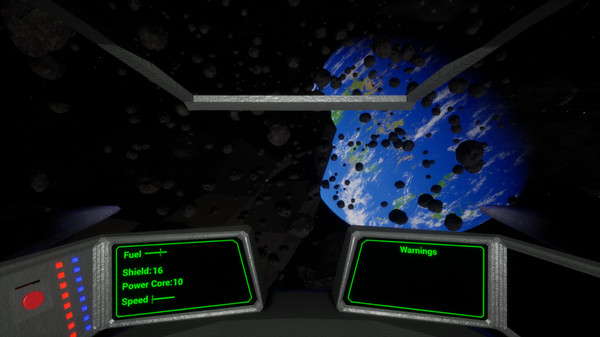 Asteroid Five screenshot