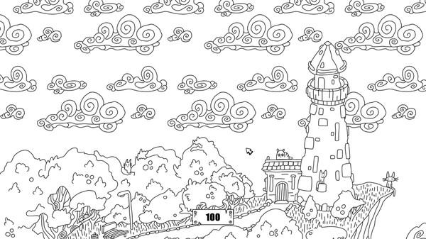 100 hidden cats 2 Screenshot 1