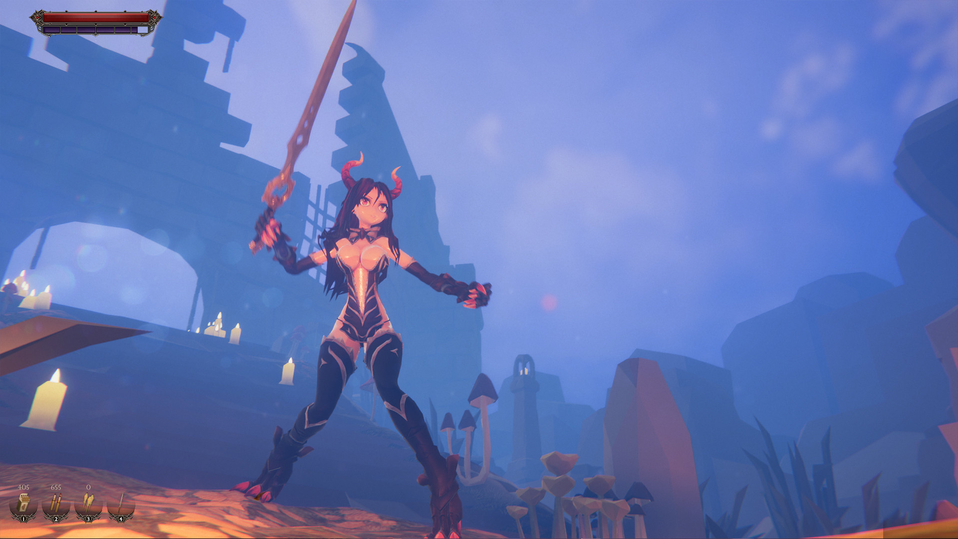 Succubus With Guns Free Download