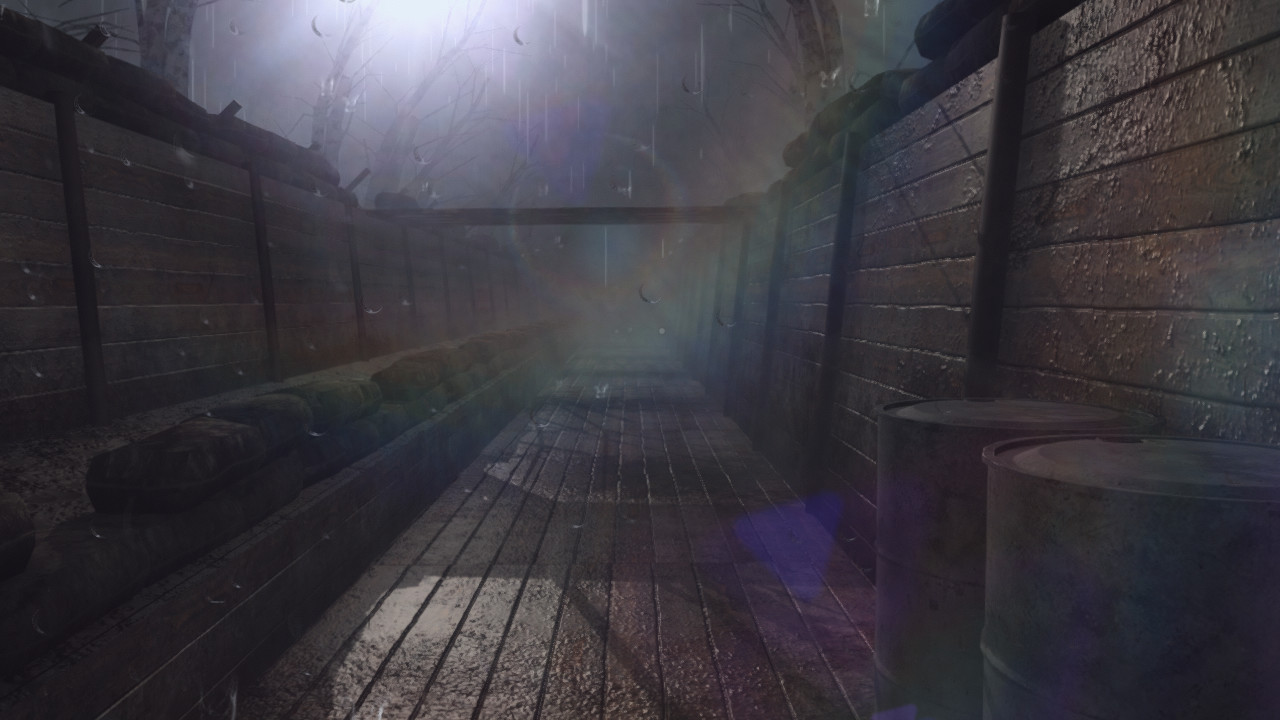 Trenches - World War 1 Horror Survival Game  Free Download