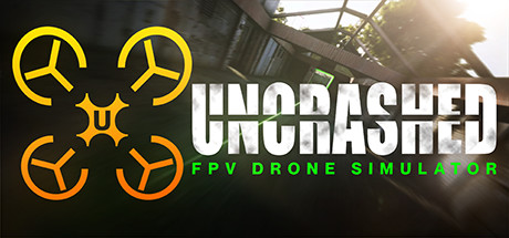 Uncrashed : FPV Drone Simulator Cover Image