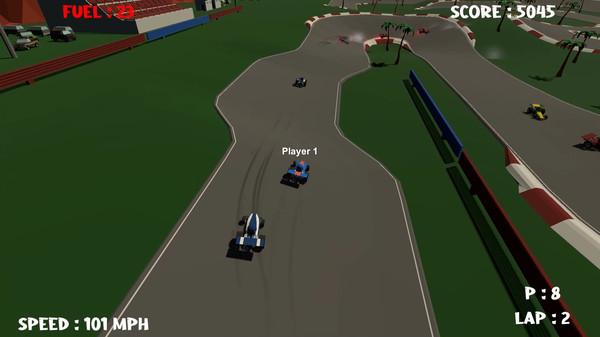 Скриншот №10 к Ragtag Racing
