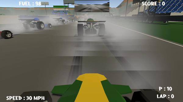 Скриншот №25 к Ragtag Racing