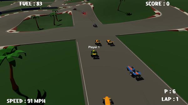 Скриншот №28 к Ragtag Racing