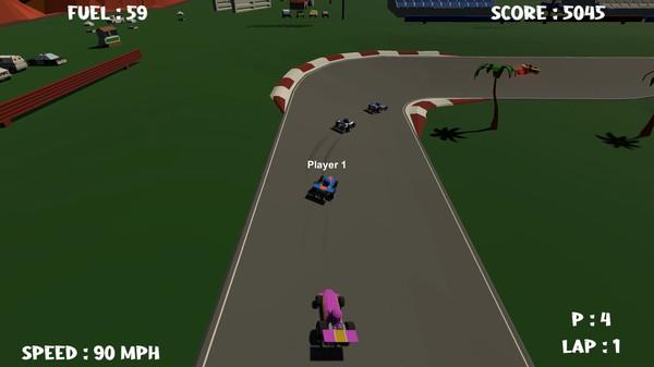 Скриншот №9 к Ragtag Racing