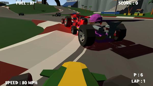 Скриншот №30 к Ragtag Racing