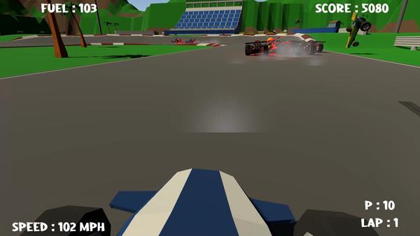 Скриншот №1 к Ragtag Racing
