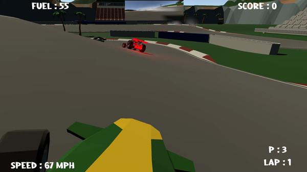 Скриншот №4 к Ragtag Racing