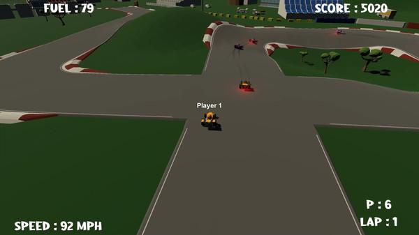 Скриншот №11 к Ragtag Racing
