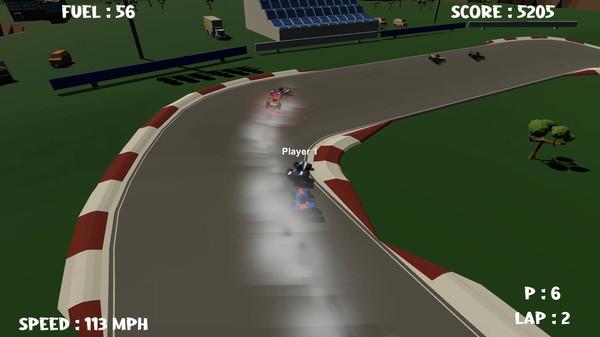 Скриншот №14 к Ragtag Racing