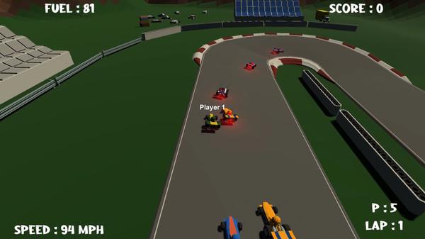 Скриншот №24 к Ragtag Racing