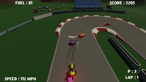 Скриншот №15 к Ragtag Racing