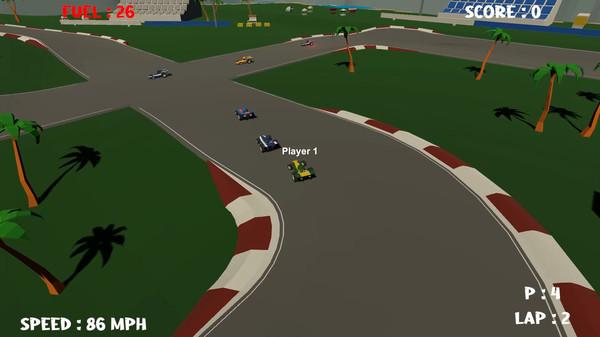 Скриншот №2 к Ragtag Racing