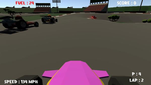 Скриншот №8 к Ragtag Racing