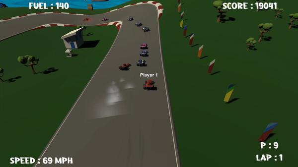 Скриншот №18 к Ragtag Racing