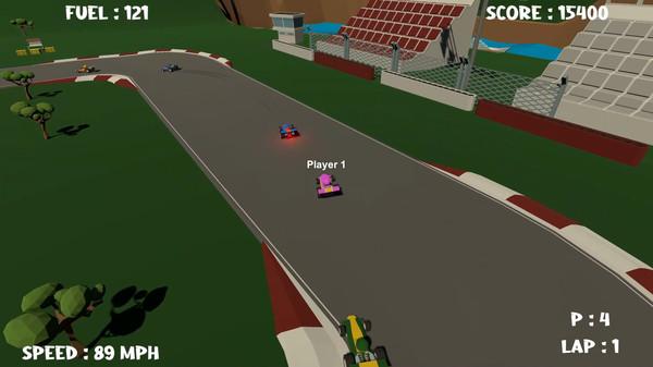 Скриншот №16 к Ragtag Racing