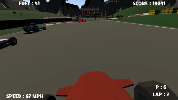 Скриншот №22 к Ragtag Racing
