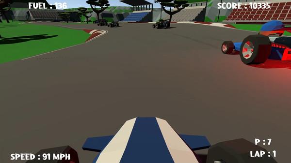 Скриншот №6 к Ragtag Racing