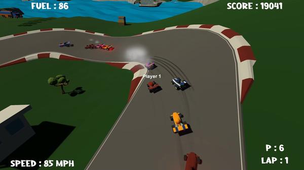 Скриншот №19 к Ragtag Racing